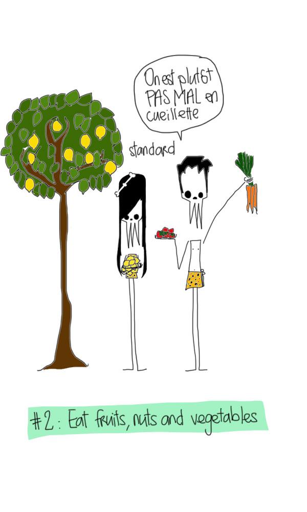 Manger Paléo: Les 5 règles essentielles. (2/5)