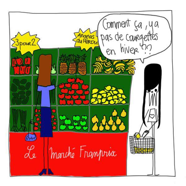 Les fruits et l gumes de saison janvier pal o lifestyle - Cuisine de saison septembre ...